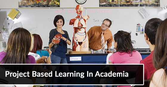 Project Based Learning In Academia