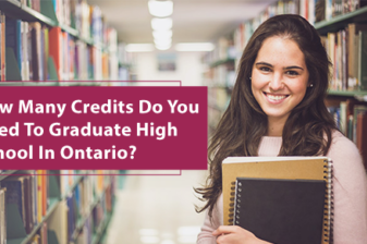 How many high school credits do you need to graduate in Ontario