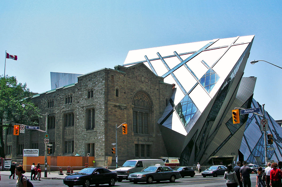 The Royal Ontario Museum is a popular tourist destination that many international students in Toronto like to visit