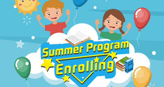 summer program enrolling